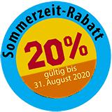 sommeraktion 20%